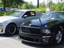 2 hot stangs ready to cruise!