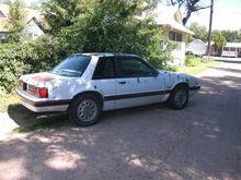 1987 SSP 5.0 Mustang