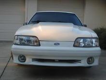 92 GT FOX