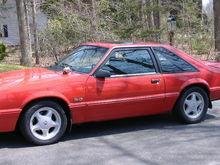1993 LX 5.0 Hatchback
