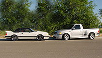 Stang and Lightning
