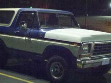 Garage - Bronco