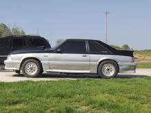93 Mustang