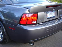 cobra rear