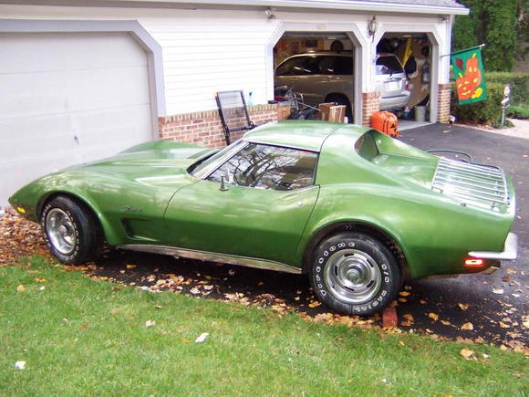 Copy of Corvette Left2