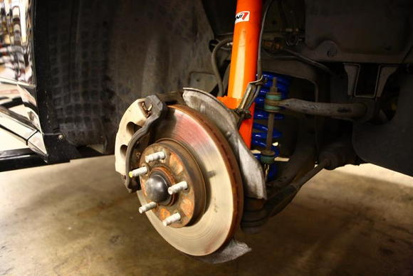 Koni shocks H&R springs