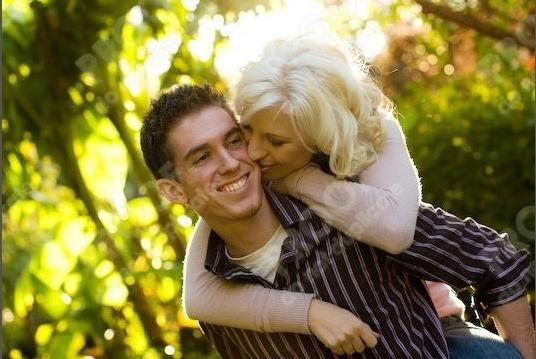 Sean and Ashley