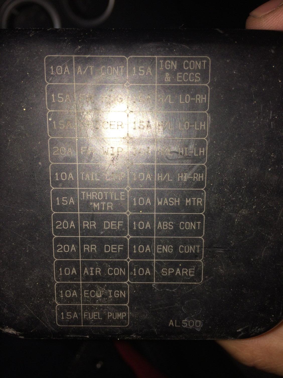 Help   Fuse Keeps Blowing - My350z Com