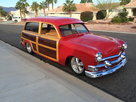 1951 Ford FABULOUS Woody Best Build
