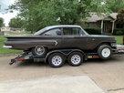 1960 Chevy Biscayne 2-door post