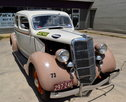 1935 Ford 4 Door, Flathead 8, 3 speed
