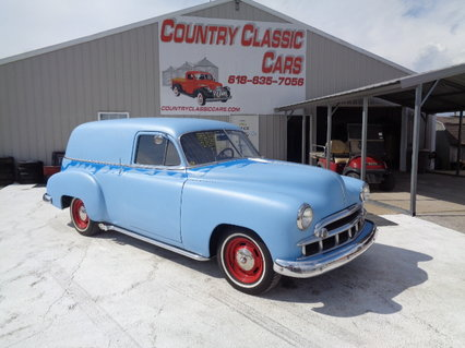1949 Chevy Sedan Delivery Street Rod #12027