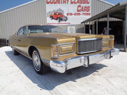 1977 Mercury Marquis 2dr