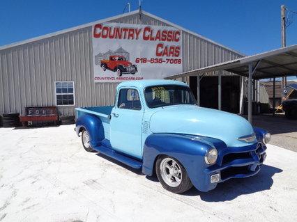 1955 Chevy Street Rod Pickup