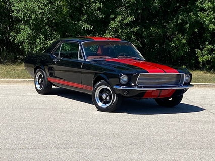 1967 FORD MUSTANG COUPE AUTO 289