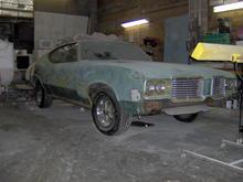 My 1972 Cutlass S