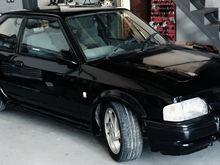 Escort Mk4 RS Turbo 1986