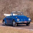 1971 Volkswagen Super Beetle  for sale $13,900