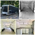 30ft pace American trailer   for sale $8,500