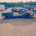 dirt track pure stock