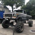 Mega-Truck Rolling Chassis