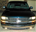 2000 Chevrolet LS Silverado  for sale $13,800