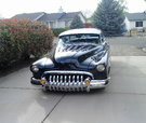 1952 Buick 2 Door Coupe Mild Custom Hot Rod  for sale $29,500