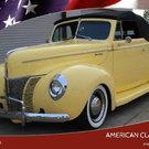 1940 Ford Deluxe Custom