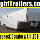 @ COST- Vintage 40' Race Car Trailer - 7'6