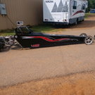 RPC 7 sec. Junior dragster