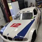 BMW Race Car custom built