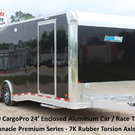2019 Cargo Pro 24' - ENCLOSED CAR TRAILER 8.5' x 24' ENCLOSE