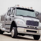 FREIGHTLINER SPORTCHASSIS RARE 4X4 HAULER ONLY 25K MILES