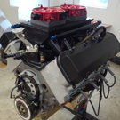 BBC Drag Race Complete Engine. Ready to run.