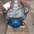 FORD FE 427 ENGINE