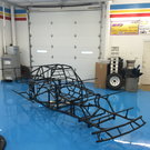 NEW Mastersbilt Chassis