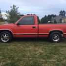 1996 GMC 1500 Procharged LS