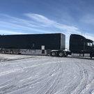 2015 C&S 53' liftgate trailer