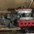 Ferrari V8 twin turbo & gearbox
