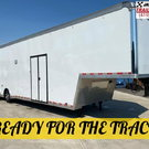 2017 United 8.5X40  Car/Race Trailer Extra Height #5162