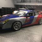 911 GT3 Grand Am spec Cup Car