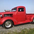 1938 Chevy pro street pickup