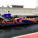 2000 TOM YANCER 235in DUAL SHOCK DRAGSTER
