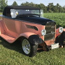 1932 Georgia Peach Ford