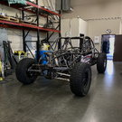 TRITON ENGINEERING ULTRA 4 ROLLING CHASSIS