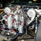 Duttweiler Built Buick Grand National Race Engine