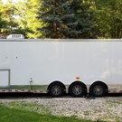 34' Cargomate Eliminator W/ bathroom package
