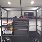 Custom Pit Cart  - Price reduced