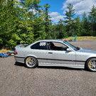 BMW 1999 M3. Silver