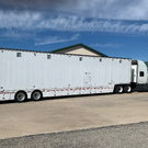 48' Tractor Trailer Car Hauler